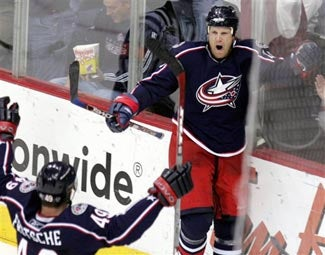 Break Up The Blue Jackets!