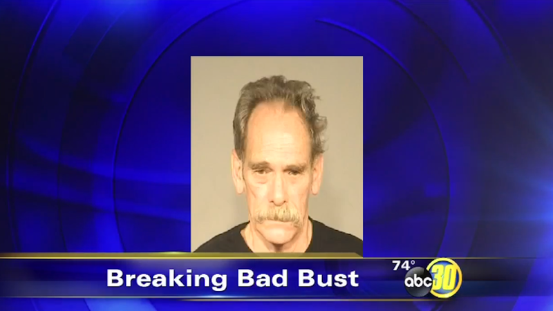 64-Year-Old Man Allegedly Built a Meth Lab in His Retirement Community