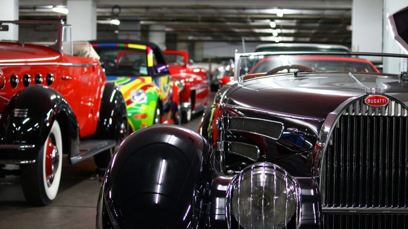 If You're In Los Angeles This Month You Have To Go To The Petersen Museum