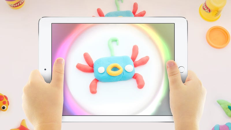 New App Turns Play-Doh Creations Into Animated Characters
