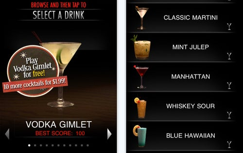 A Drinking App For Your Mad Men Problem