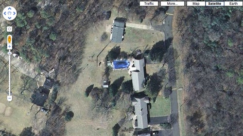 Google Earth Used to Bust Illegal Swimming Pools