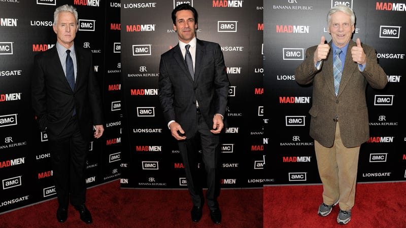 Modernity Rules at Mad Men Premiere