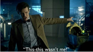 Why Doctor Who's Time Traveler Should Never Apologize for Fighting Evil