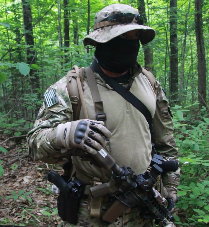 Creepy Paramilitary Guards in the Woods Are Terrorizing Wisconsinites