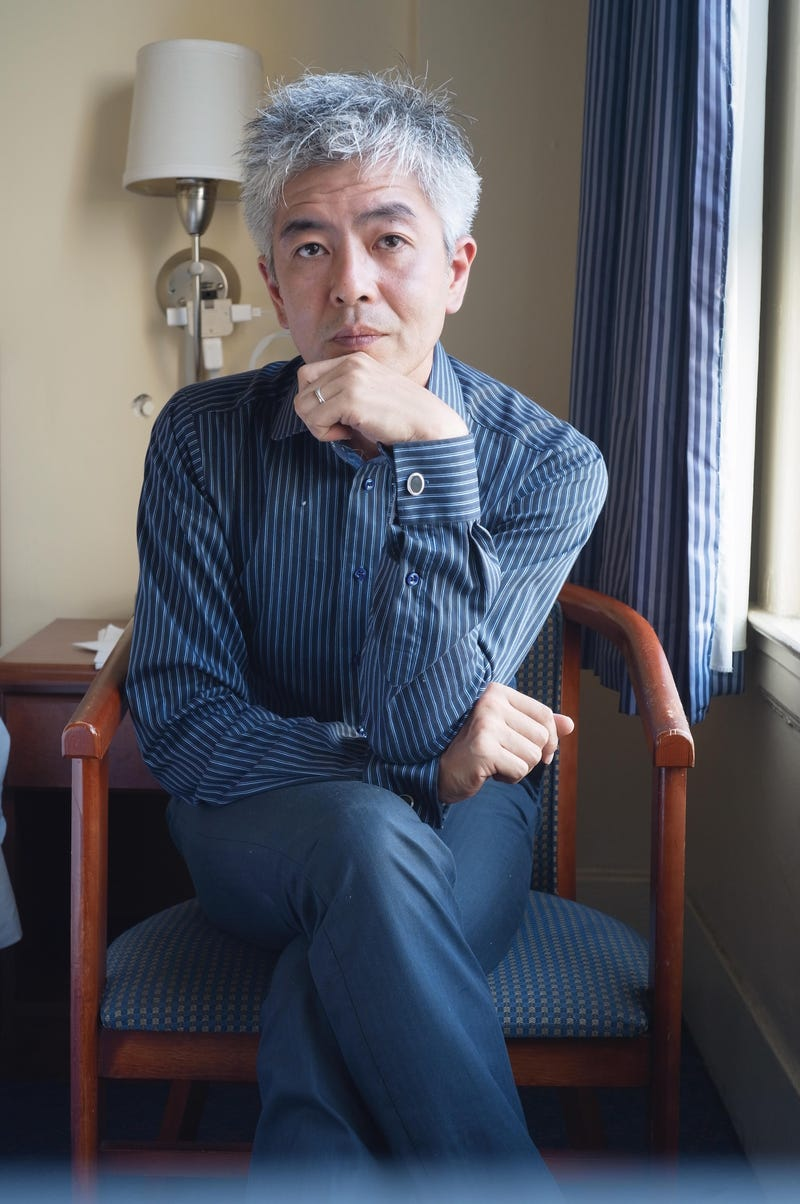 Technology Will Save Our Future, According To Japanese SF Author Taiyo Fujii