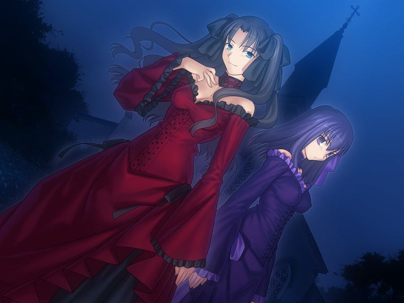 Rockmandash Reviews: Fate/hollow ataraxia [Visual Novel]