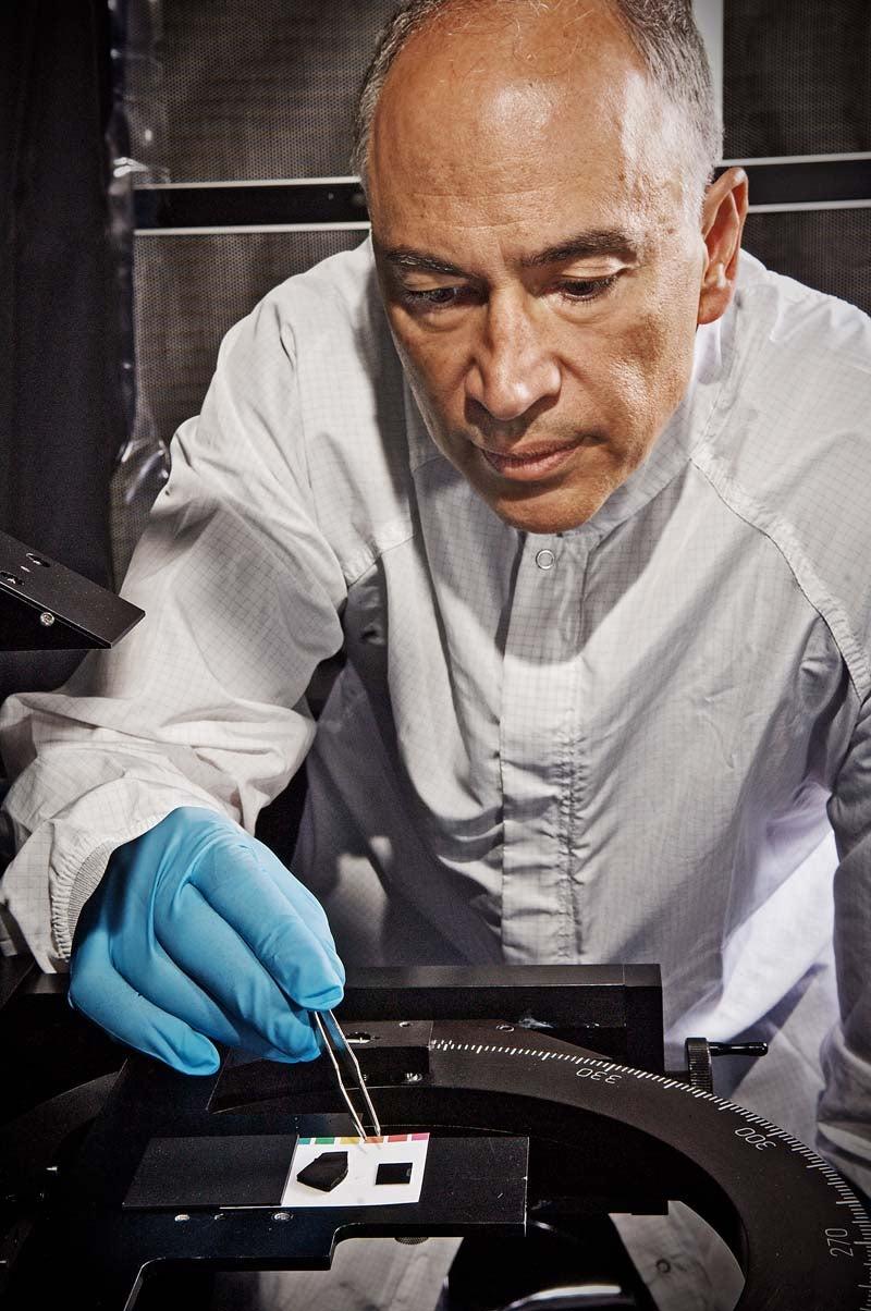 Why Did NASA Create a Material Ten Times Blacker than the Blackest Black Paint?