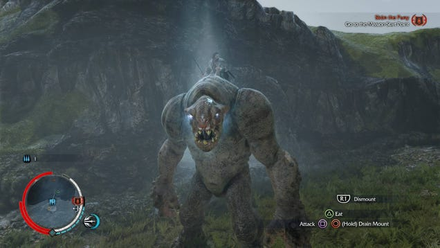 The Gross New Monsters In Shadow Of Mordor's DLC