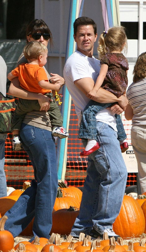 Celebrities Love L.A. Pumpkin Patch, Paparazzi Be Damned