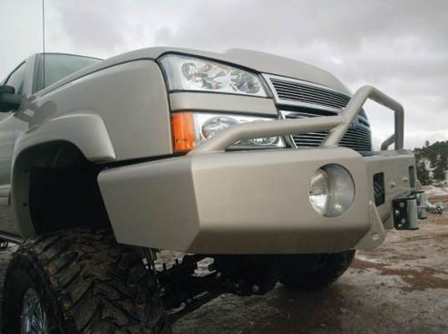 IIHC Wants Car-Like Truck Bumpers, Has Never Seen Aftermarket