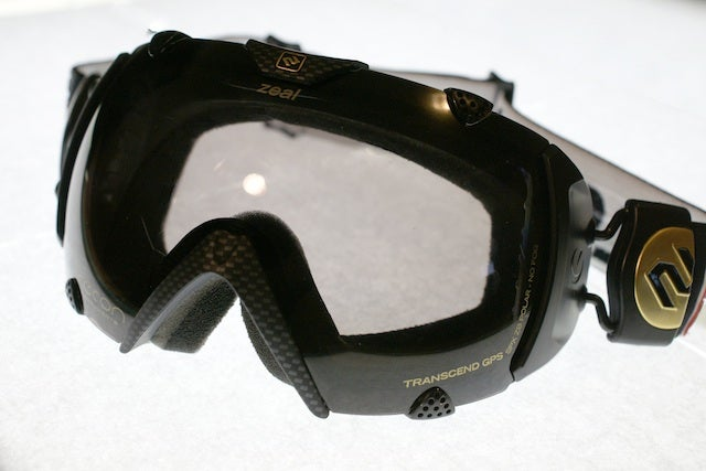 Recon-Zeal Transcend Heads Up Display Snow Goggles