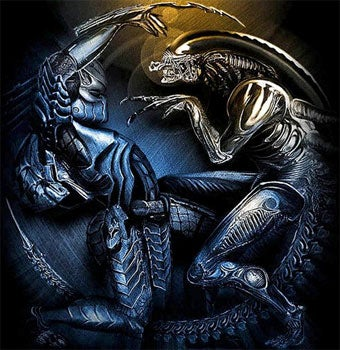 Aliens Fight Predators Again In 2010