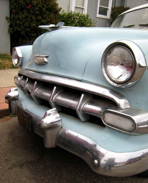 1954 Chevrolet 210 Coupe