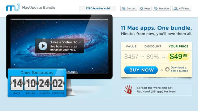 Get 11 Awesome Mac Apps for $50, Including the Great Screenflow and Parallels