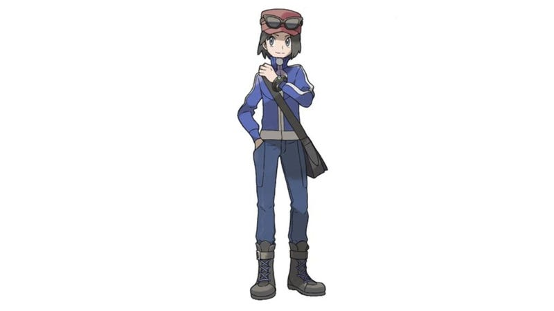 The New Pokémon Trainer's Legs Are Too Damn Long
