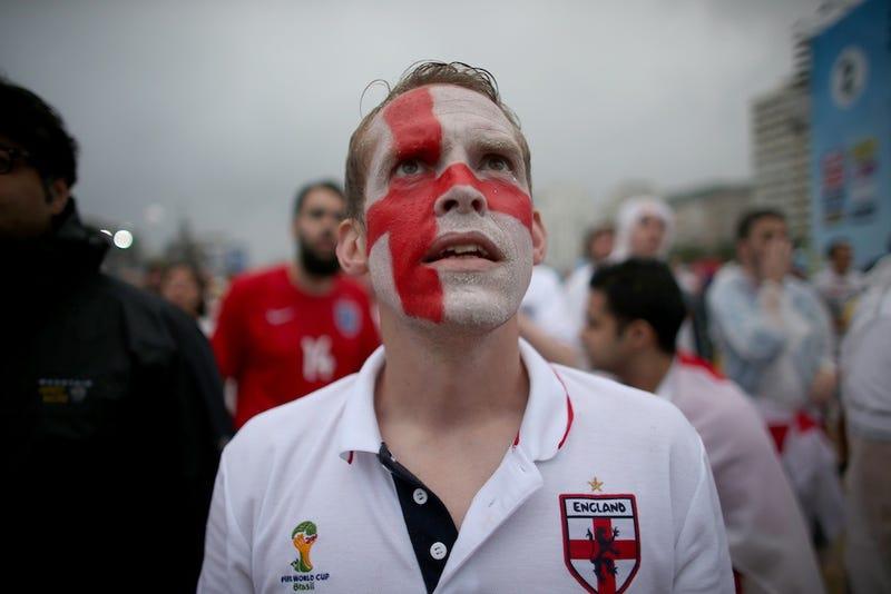 Gallery: England's Saddest Fans