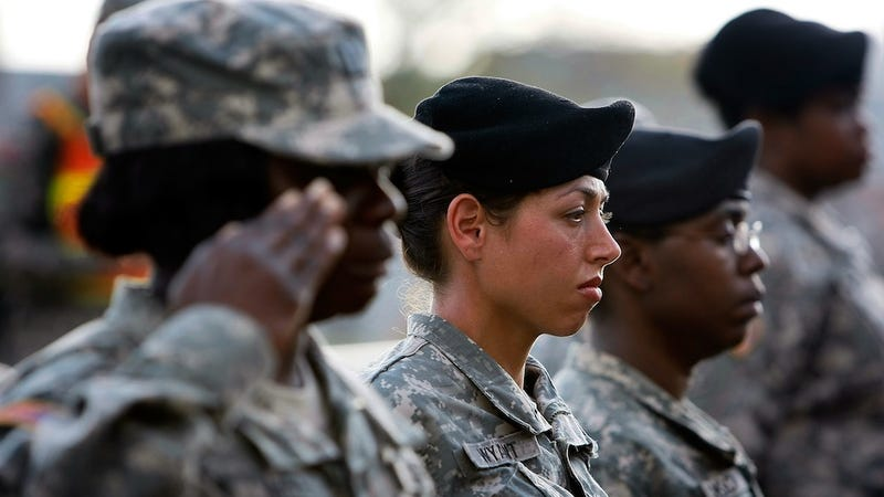 Critics of Women in Combat Worried Ladies Will Make Men Worse at Killing