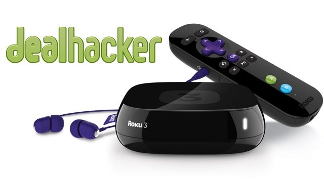 $15 off a Roku 3, SSDs of All Sizes, iTunes Gift Cards
