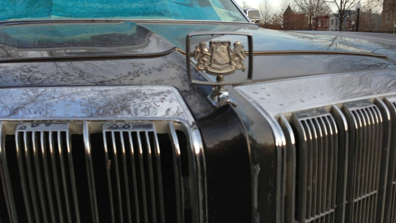 This Chrysler New Yorker Brougham Is What 70s American Luxury Was All About
