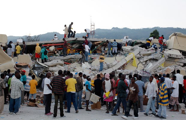 Sending a Text Message to Canada Saved a Woman in Haiti