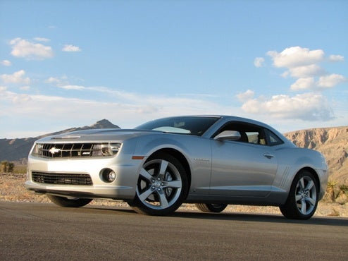 2010 Camaro SS, Third Car Off The Line, To Be Auctioned By College Of Creative Studies