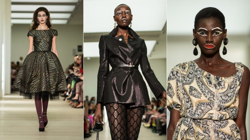 Vivienne Westwood, for the Kookiest Power Bitch in the Boardroom