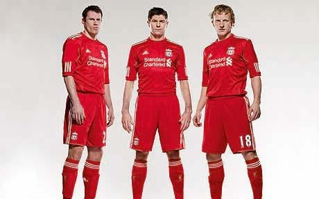 Adidas Won't Re-Up Sponsorship Deal With Liverpool Because They're Losers
