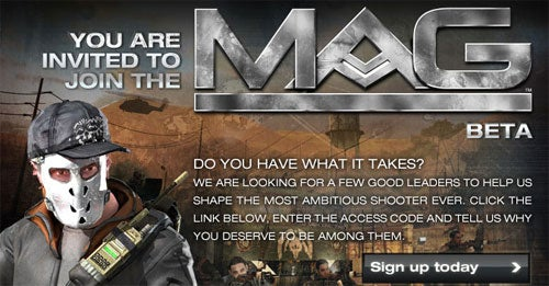 MAG Beta Invites Going Out To Way More Than 256 People