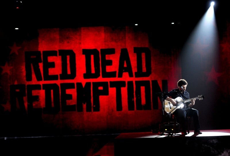 Red Dead Redemption Cleans Up At The VGAs