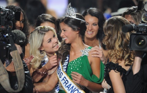 There She Is, Miss France 2010