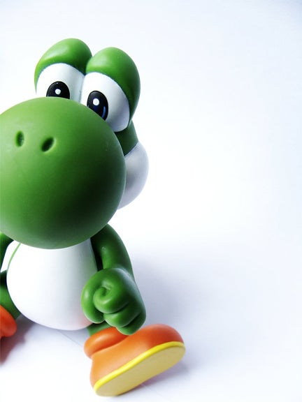 Yoshi: Behind The Dinosaur