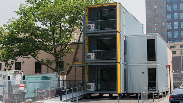 Inside the Disaster Housing NYC Is Testing For City Emergencies