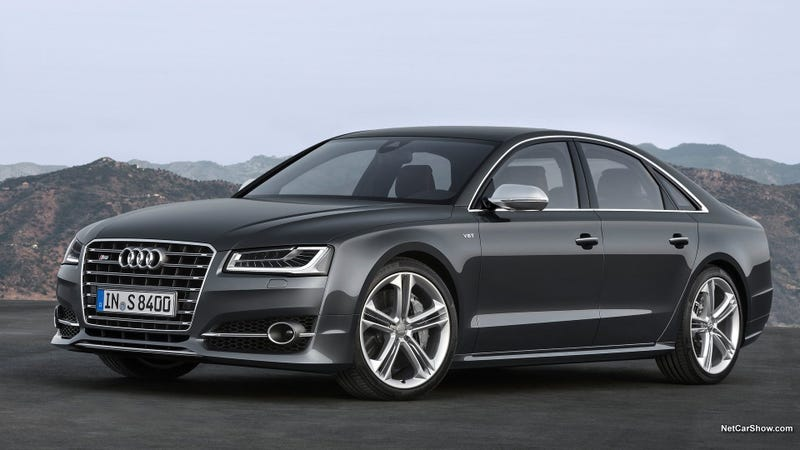 If I had to own Audis