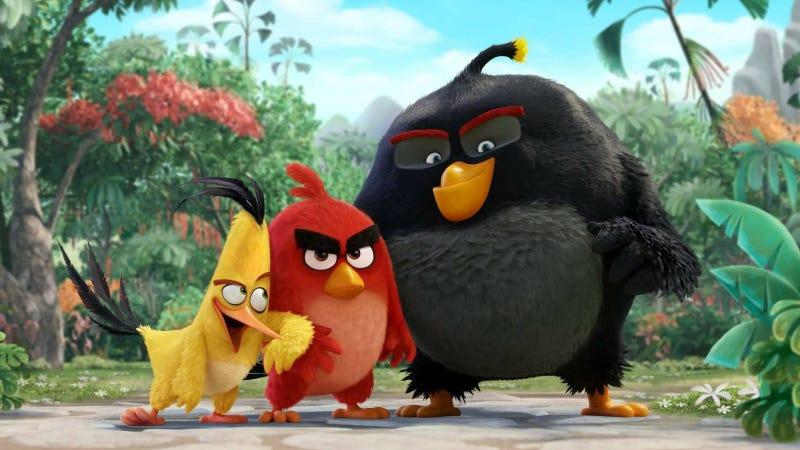 Angry BirdsIs Over