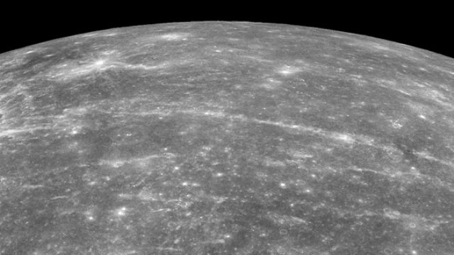 The search is on for water on Mercury