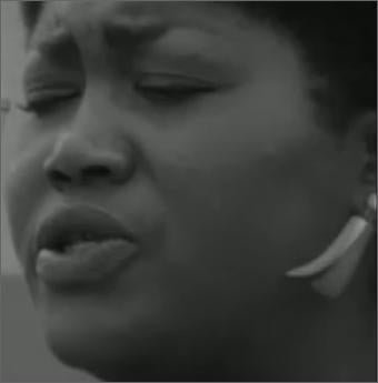 Odetta, Folk Singer Of The Gods