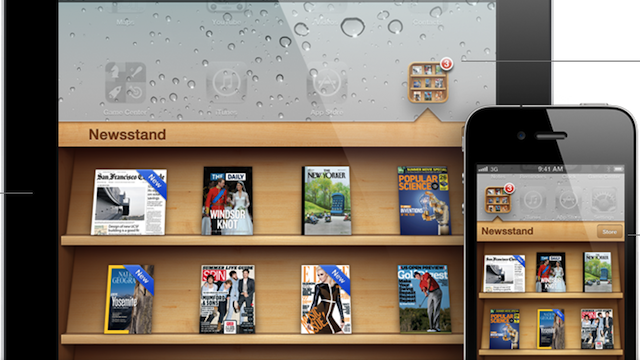 More Details About iOS 5's Newsstand: Opt-in, Automatic Downloads, Free and More