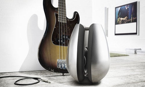 BeoLab 11 Bass Unit Looks Produced by Robotic Ostriches