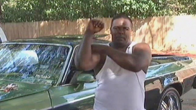 Vigilant El Camino owner puts would-be thief in wrestling hold