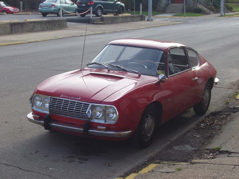 Lancia Fulvia Sport Zagato 1.3 Down On The West Virginia Street