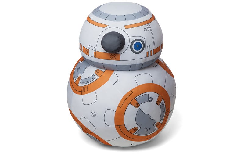 A Life-Size Plush BB-8 Is the Next Best Thing To a Real Droid