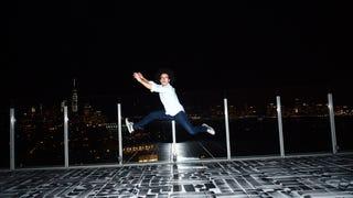JUMPING : LE BAIN