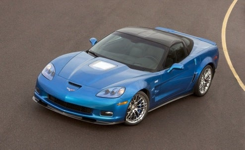2009 Corvette ZR1 Power Numbers Finalized: LS9 V8 Hits 638 HP!