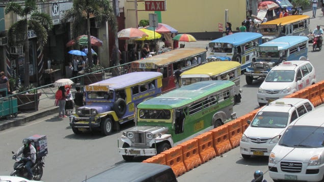 These World War II Jeep Buses Prove Americana Lives On In The Philippines