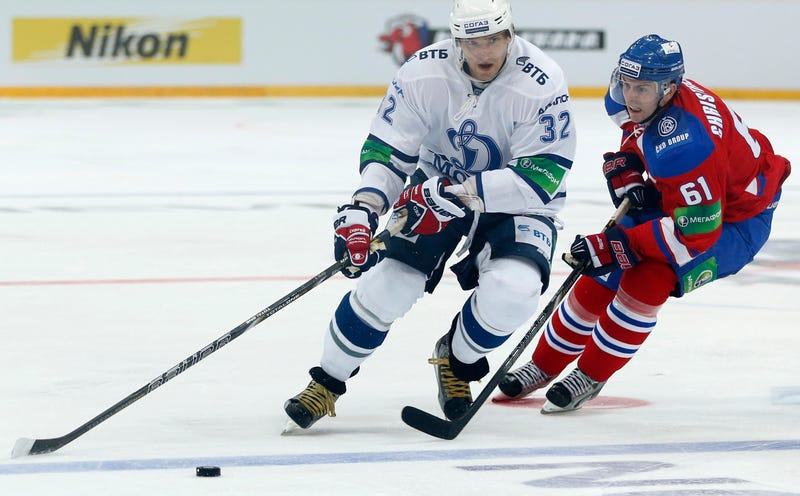 The NHL Barely Dodged A Putin-Backed Russian Mutiny, But The League Might Not Be Out Of The Woods Yet