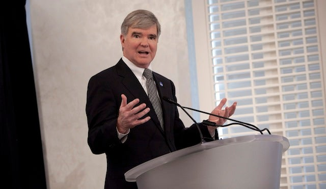 Mark Emmert Rowed Back On The One-And-Done Rule Today