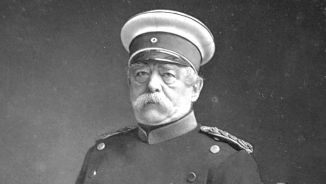 The only known recording of Otto von Bismarck's voice has been discovered