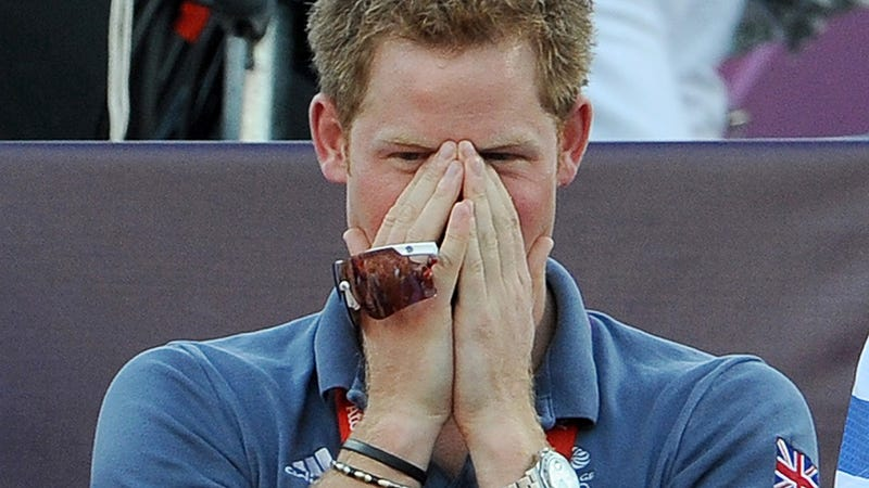 Prince Harry's Naked Vegas Romp Included Hookers and Blow