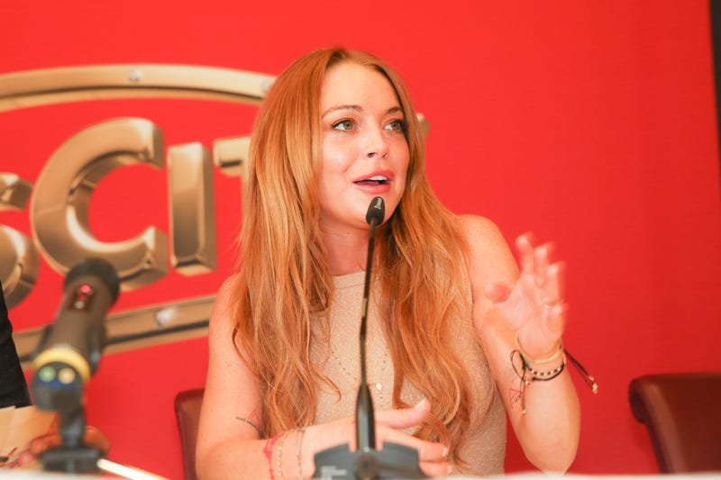 ​GTA Creators: Lindsay Lohan Is Suing Us 'For Publicity Purposes'